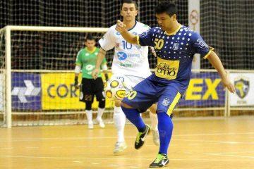 Uniforme Esportivo para time de Futsal do Minas Tênis Clube