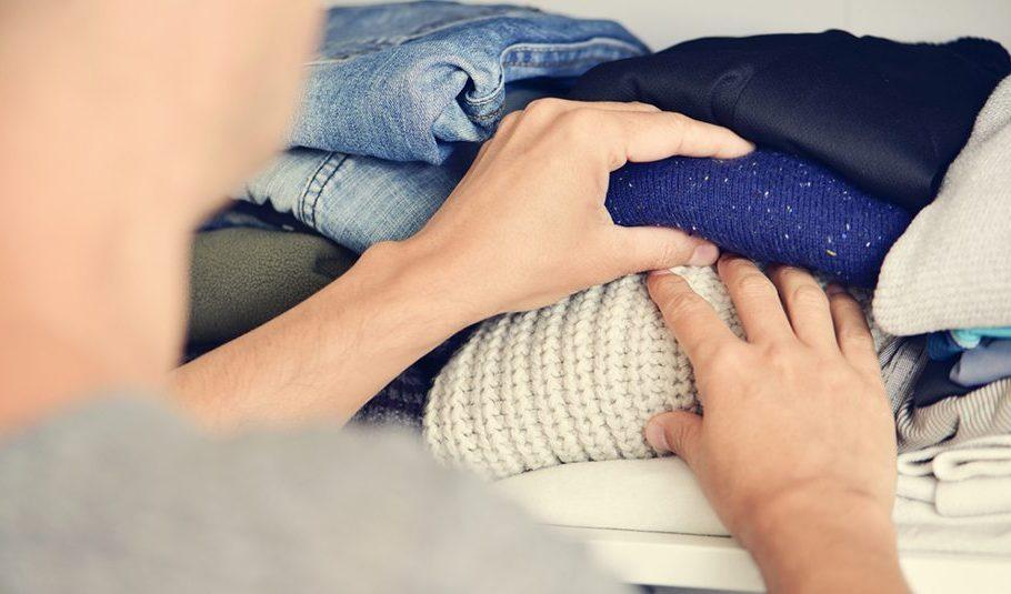 roupas guardadas estragam mais