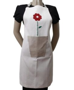 modelo de avental biofert - jardineiro