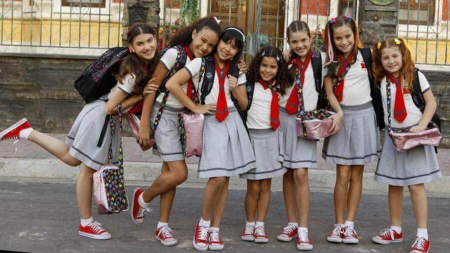 regras abnt uniforme escolar infantil