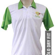 camisa de dryfit polo