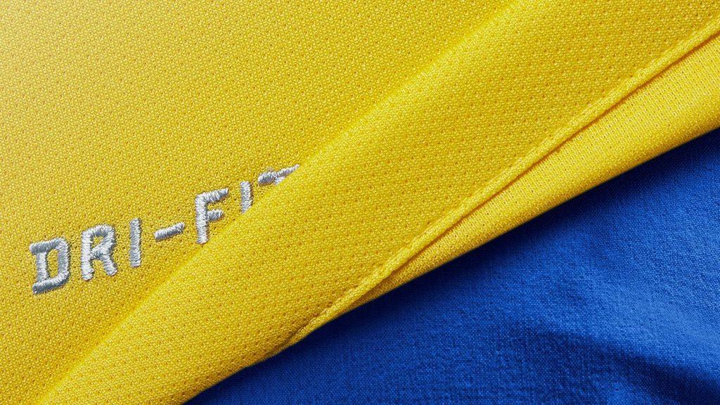 dryfit usado em camisa polo