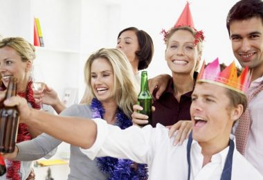 festa da empresa qual roupa ir