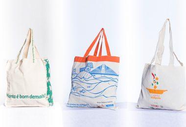 ecobag acessorio fashion e sustentavel
