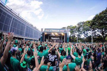 camisa para evento - St. Patrick's day BH