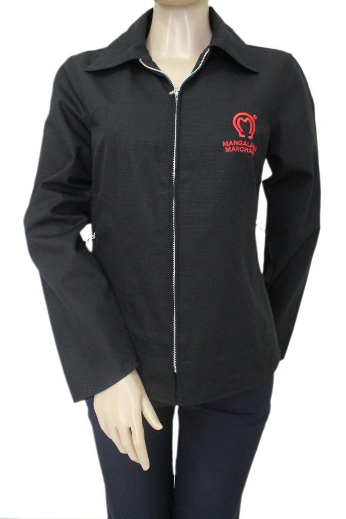 casaco para empresa modelo social