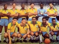 Uniforme da Seleção Brasileira em 54