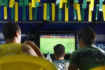 Assistir jogos da Copa na empresa