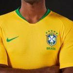 UNIFORMES DEFINIDOS, O BRASIL ESTÁ PRONTO PARA A COPA