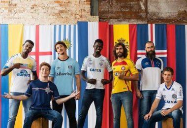 Seleções da Copa do Mundo são homenageadas