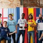 Sete seleções da Copa do Mundo são homenageadas por clubes brasileiros