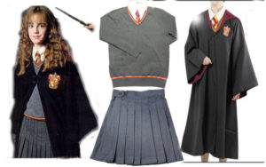 Uniformes Harry Potter