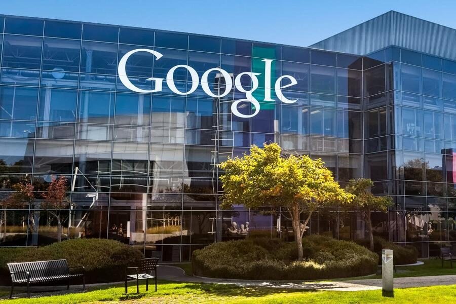 Sede do Google, nos Estados Unidos