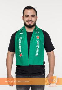 Cachecol Personalizado - Heineken