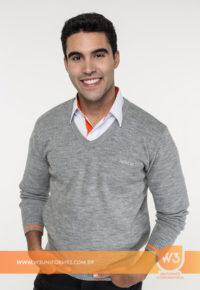 Suéter De Linha Para Uniforme - Iveco