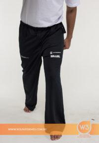 Calça De Uniforme De Capoeira