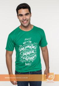 Camiseta De Malha Pv Para Evento - St Patrick