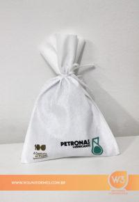 Embalagem De Tnt Para Brindes - Petronas