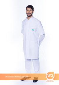 Jaleco Masculino Para Enfermeiro - Unimed