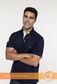 Camisa Gola Marinho - Cemig