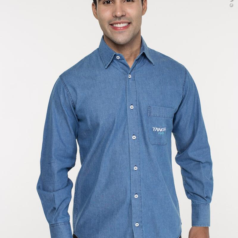 Uniforme jeans para empresas
