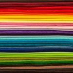Variação de cor: influência do material e estamparia