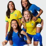 Vestidas para vencer: Seleção Feminina de Futebol conquista primeiro uniforme exclusivo para elas em 2019