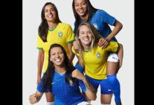 Uniforme Seleção Feminina de Futebol