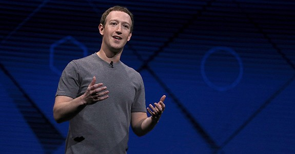 uniforme pessoal Mark Zuckerberg