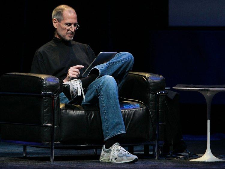 Uniforme pessoal de Steve Jobs
