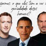 Obama e Mark Zuckerberg têm mesma razão para criar uniforme, Steve Jobs pensou de forma diferente, descubra!