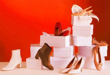 sapatos para trabalhar