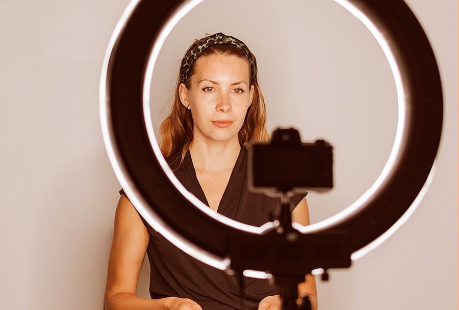 roupas para gravar videos para empresas