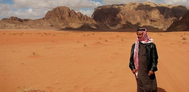 Roupa dos beduínos