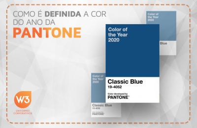 cor do ano 2020