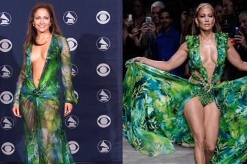 Vestido que inspirou criação do Google Imagens