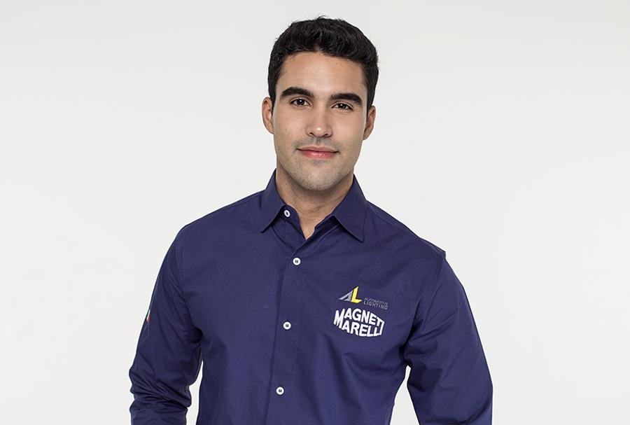 camisa de tricoline cannes
