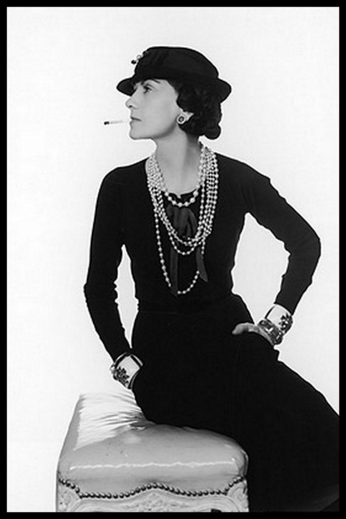 Pretinho básico de Coco Chanel