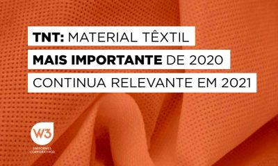 TNT continua relevante em 2021