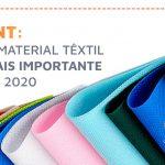 TNT: o material têxtil mais importante de 2020
