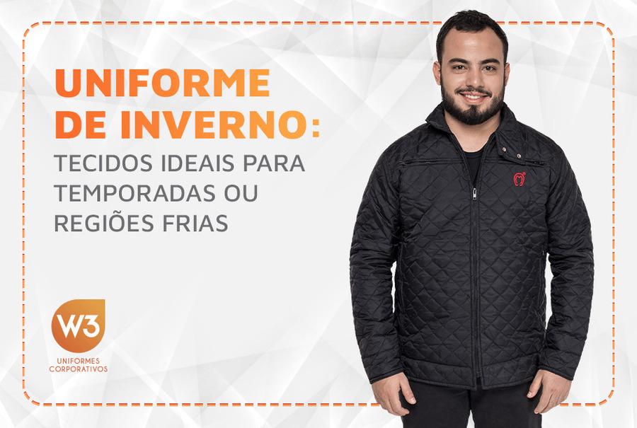 Jaqueta de Uniforme: melhores tecidos