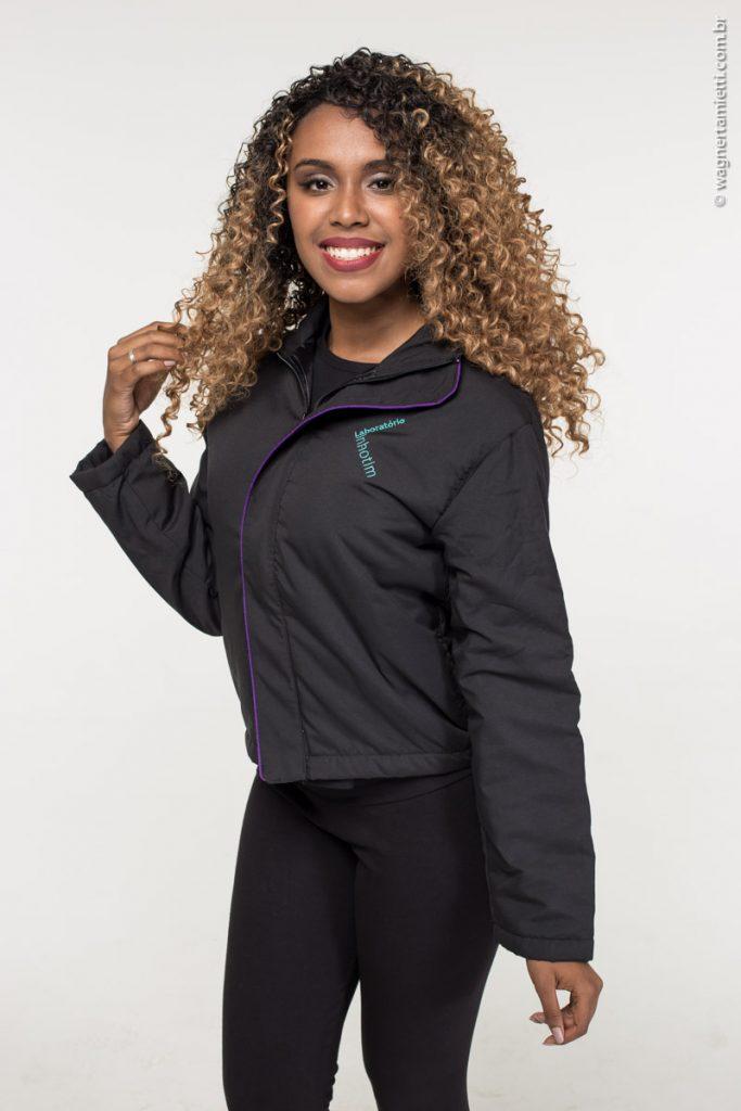 Jaqueta de uniforme - Inhotim