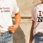 Camisetas com frases: origem e peças mais marcantes na história