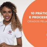 10 práticas e processos criados pela W3 para aumentar qualidade e melhorar experiência com uniforme