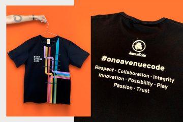 camisetas avenue code