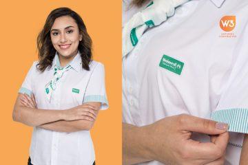Valorizar a marca nos uniformes