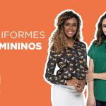 Uniformes femininos: quais os modelos mais usados