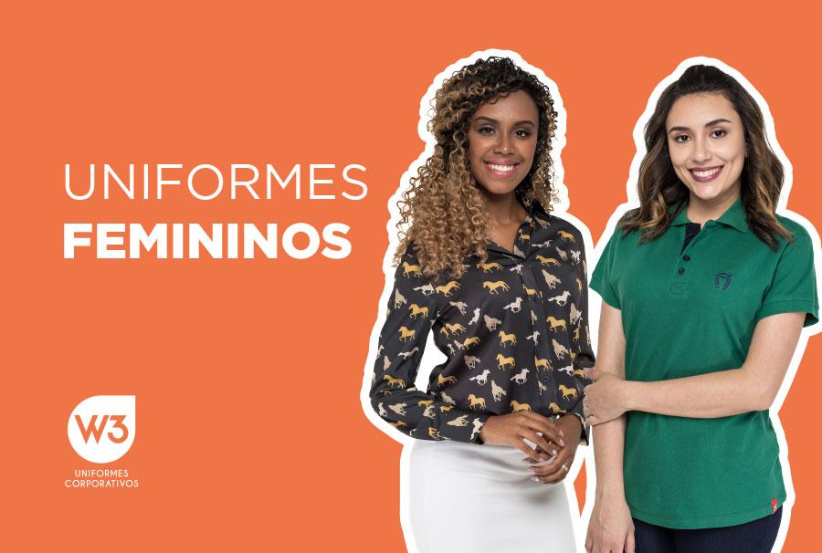 quais-os-modelos-mais-usados-de-uniformes-femininos