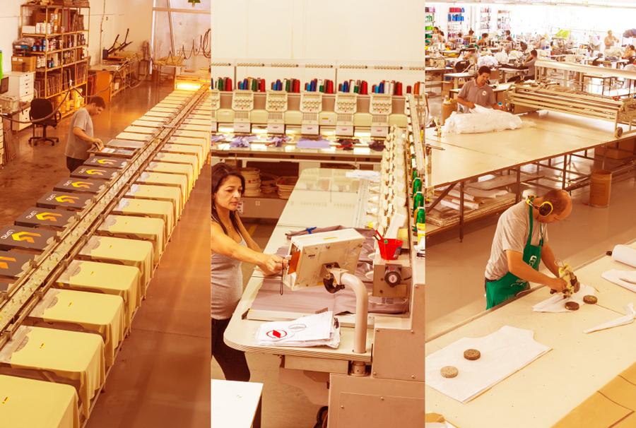 Como escolher a melhor fábrica de uniformes