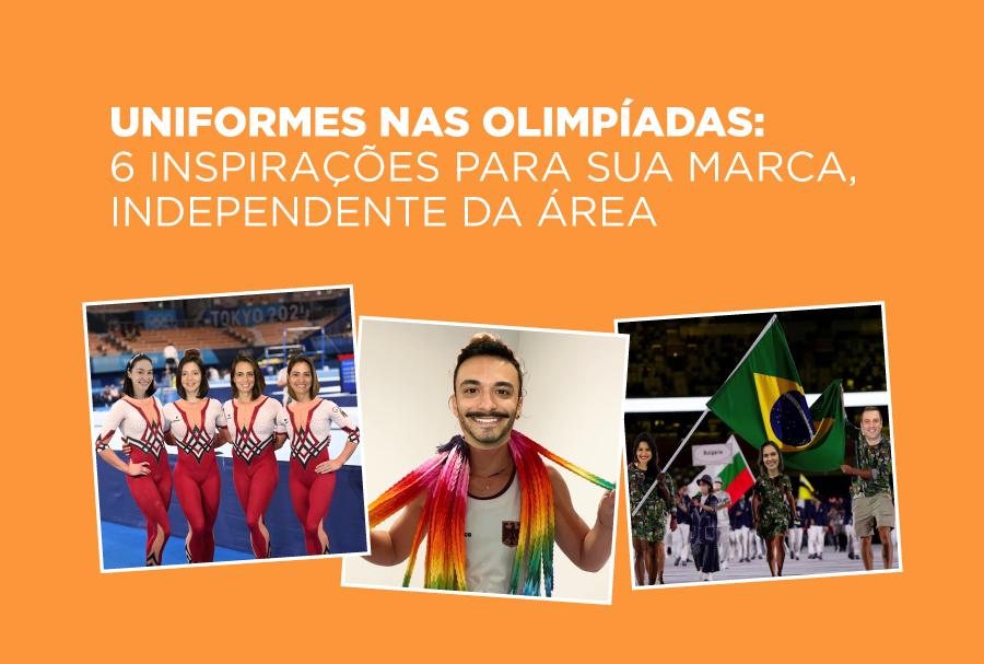 Uniformes nas Olimpíadas